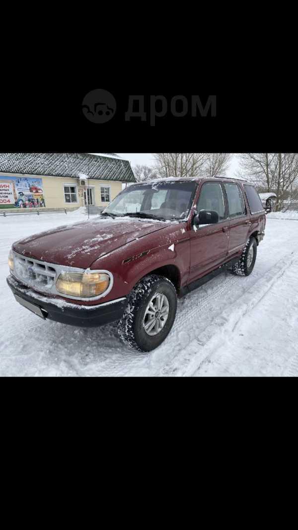 Ford Explorer, 1996 год, 150 000 руб.