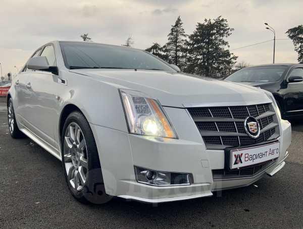 Cadillac CTS, 2011 год, 767 000 руб.