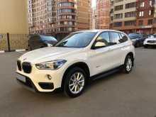 Москва BMW X1 2017
