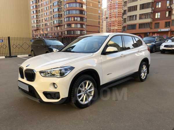BMW X1, 2017 год, 1 785 000 руб.