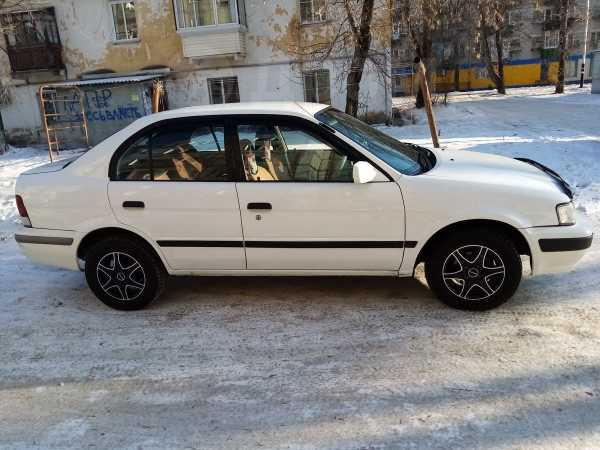 Toyota Corsa, 1995 год, 140 000 руб.