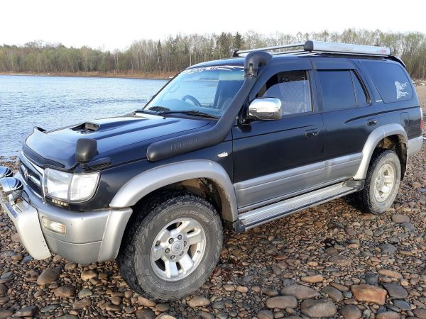 Toyota Hilux Surf, 1998 год, 550 000 руб.
