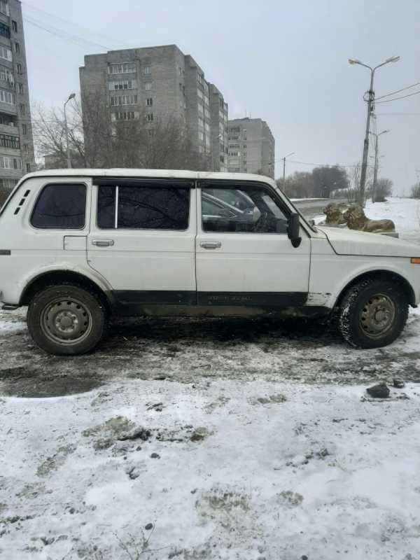 Лада 4x4 2131 Нива, 2002 год, 120 000 руб.