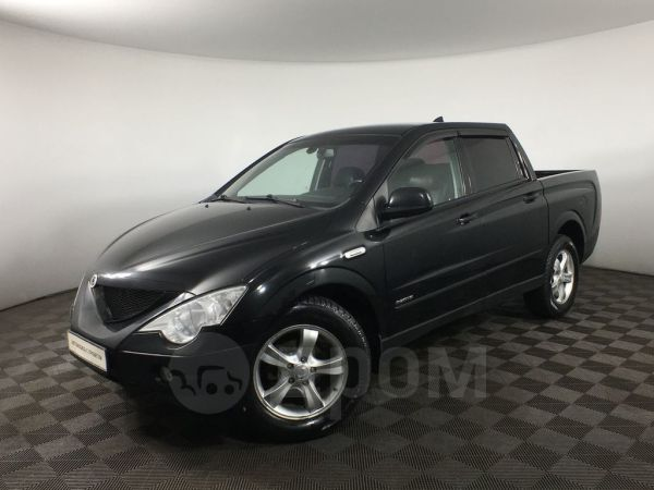 SsangYong Actyon Sports, 2010 год, 420 000 руб.
