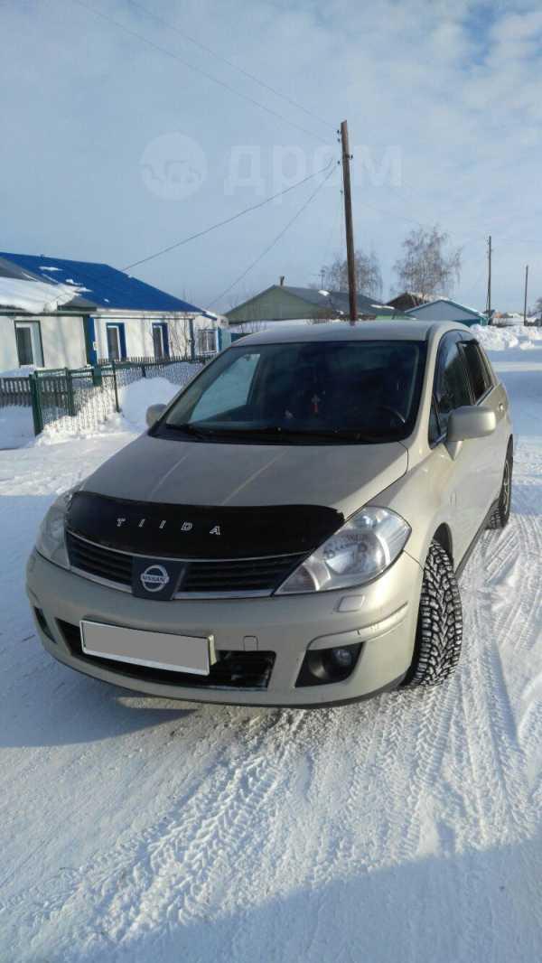 Nissan Tiida, 2007 год, 360 000 руб.