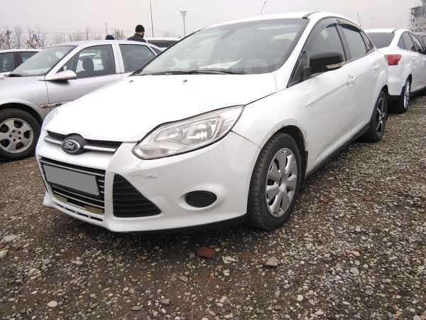 Ford Focus, 2012 год, 400 000 руб.