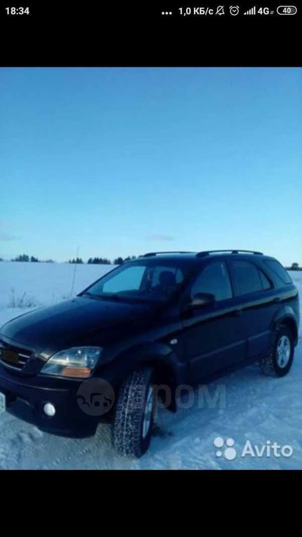 Kia Sorento, 2007 год, 500 000 руб.