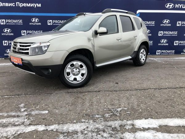 Renault Duster, 2014 год, 579 000 руб.
