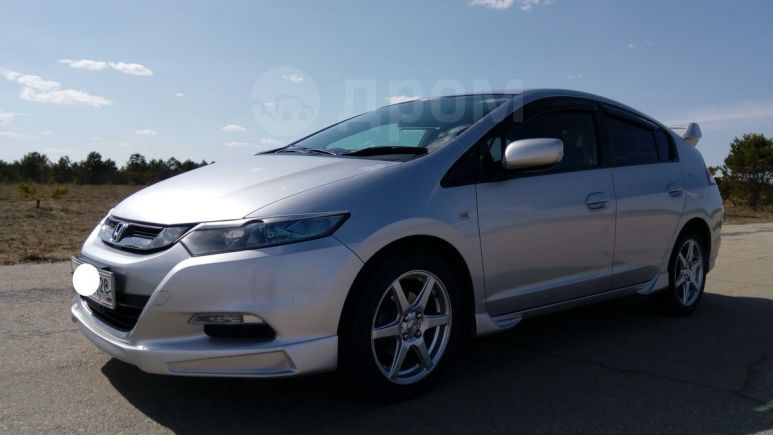 Honda Insight, 2010 год, 570 000 руб.