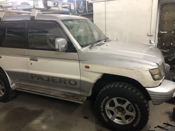 Mitsubishi Pajero, 1998 год, 175 000 руб.