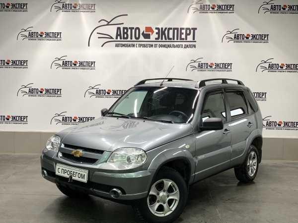 Chevrolet Niva, 2014 год, 404 000 руб.