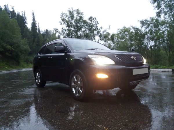 Toyota Harrier, 2005 год, 730 000 руб.