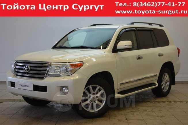 Toyota Land Cruiser, 2013 год, 2 270 000 руб.