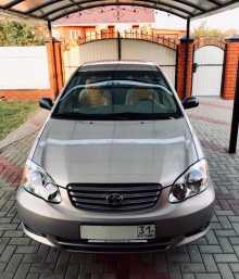 Белгород Corolla 2002