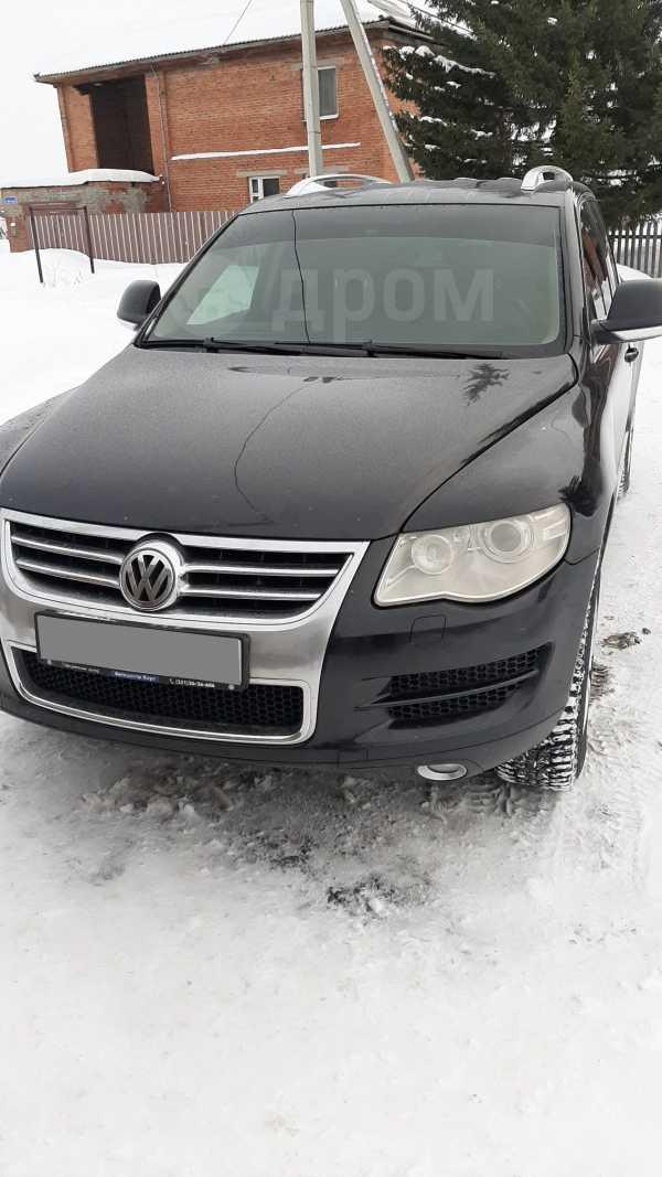 Volkswagen Touareg, 2008 год, 640 000 руб.