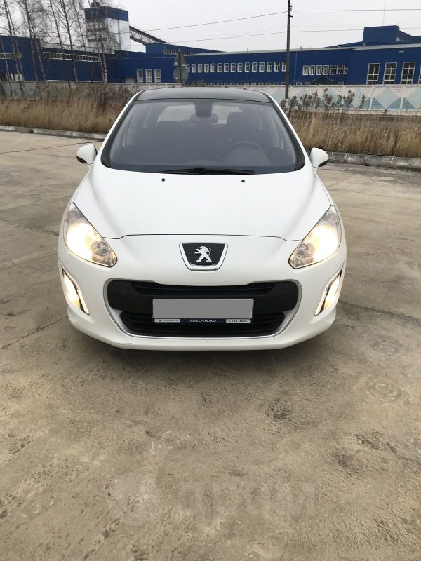 Peugeot 308, 2012 год, 350 000 руб.