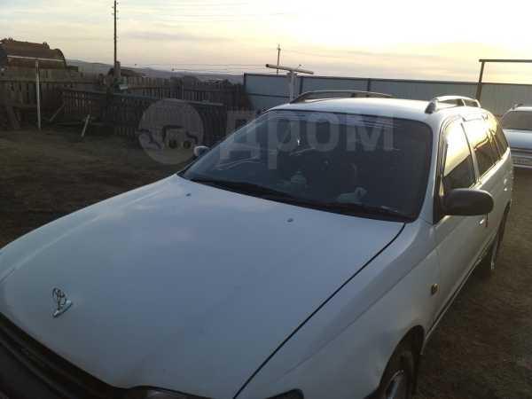 Toyota Caldina, 2000 год, 215 000 руб.