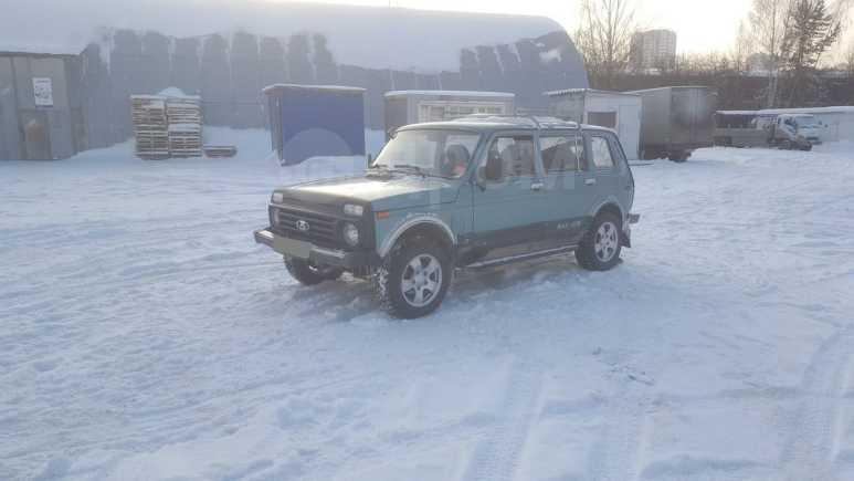 Лада 4x4 2131 Нива, 2001 год, 110 000 руб.
