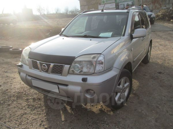 Nissan X-Trail, 2004 год, 390 000 руб.