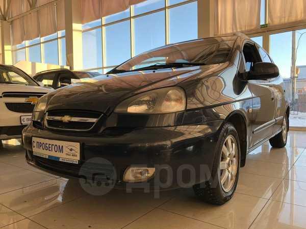 Chevrolet Rezzo, 2007 год, 229 000 руб.