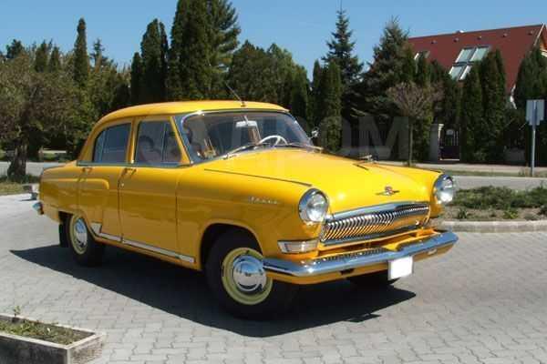 ГАЗ 21 Волга, 1967 год, 500 000 руб.