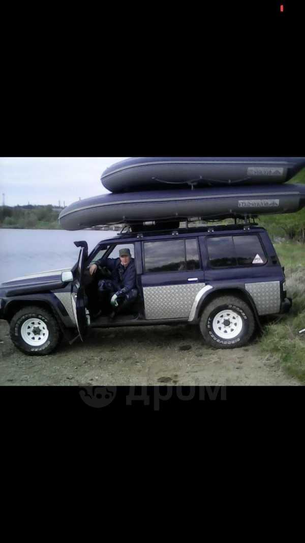 Nissan Patrol, 1992 год, 670 000 руб.