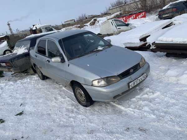 Kia Avella, 1997 год, 39 000 руб.