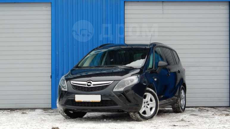 Opel Zafira, 2012 год, 589 196 руб.