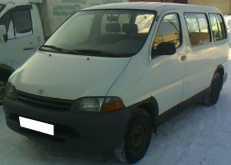 Барнаул Hiace 1997