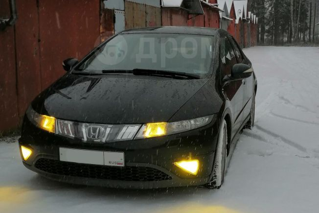 Honda Civic, 2007 год, 450 000 руб.