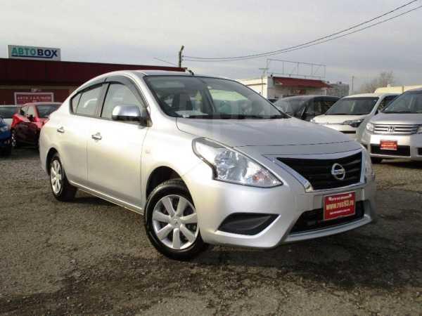 Nissan Latio, 2016 год, 555 000 руб.