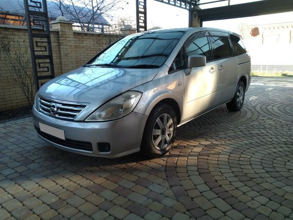 Nissan Presage, 2005 год, 520 000 руб.