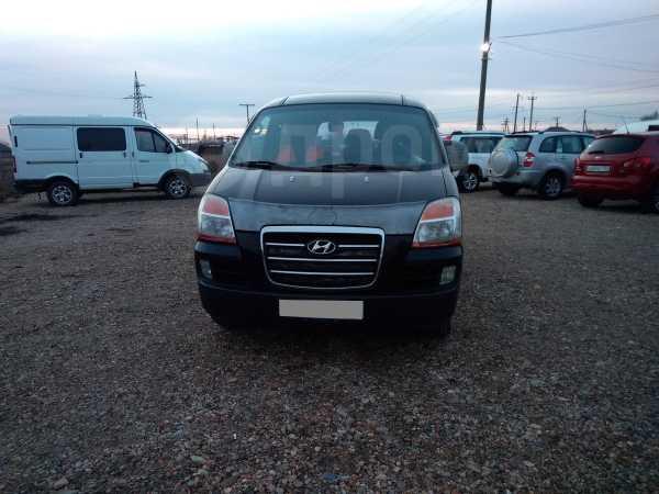 Hyundai Starex, 2007 год, 670 000 руб.