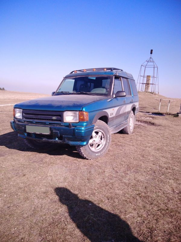 Land Rover Discovery, 1995 год, 370 000 руб.