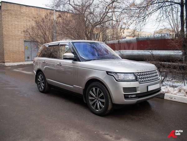 Land Rover Range Rover, 2015 год, 2 850 000 руб.