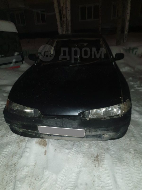 Honda Ascot, 1994 год, 70 000 руб.
