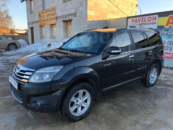Great Wall Hover H3, 2013 год, 589 000 руб.