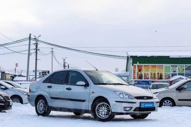 Ford Focus, 2002 год, 199 000 руб.