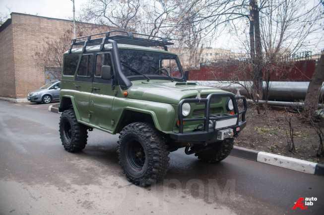 УАЗ Хантер, 2005 год, 800 000 руб.