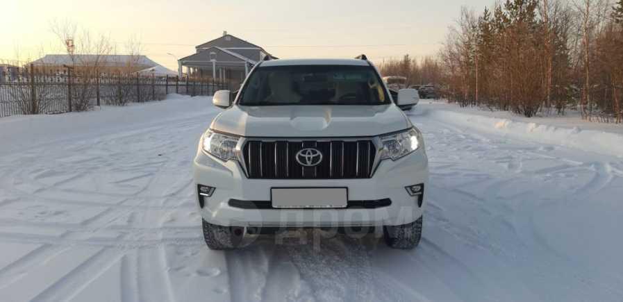 Toyota Land Cruiser Prado, 2018 год, 2 750 000 руб.