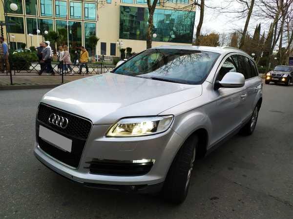 Audi Q7, 2006 год, 590 000 руб.