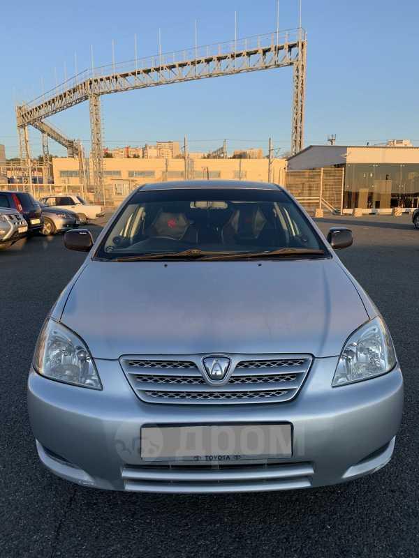 Toyota Allex, 2002 год, 325 000 руб.