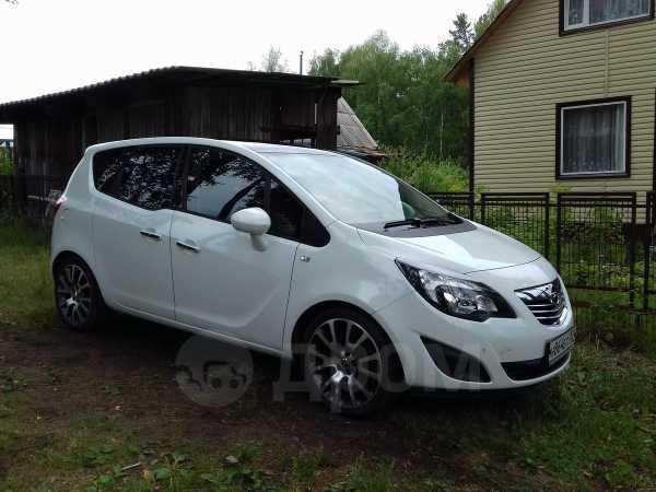 Opel Meriva, 2012 год, 550 000 руб.