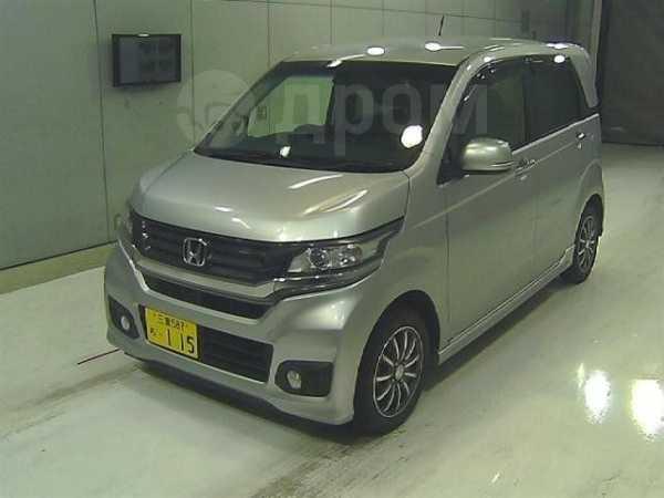 Honda N-WGN, 2014 год, 550 000 руб.