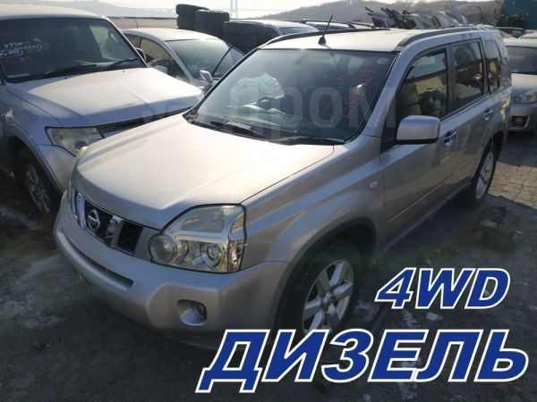 Nissan X-Trail, 2008 год, 308 000 руб.