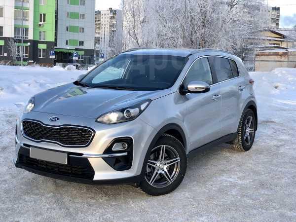 Kia Sportage, 2018 год, 1 570 000 руб.