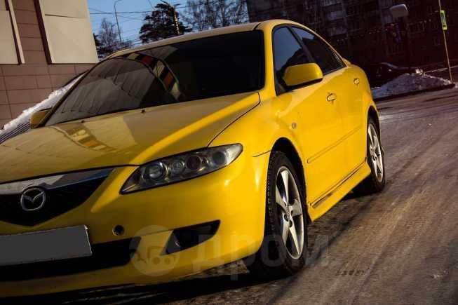 Mazda Mazda6, 2002 год, 330 000 руб.
