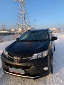 Якутск Toyota RAV4 2015