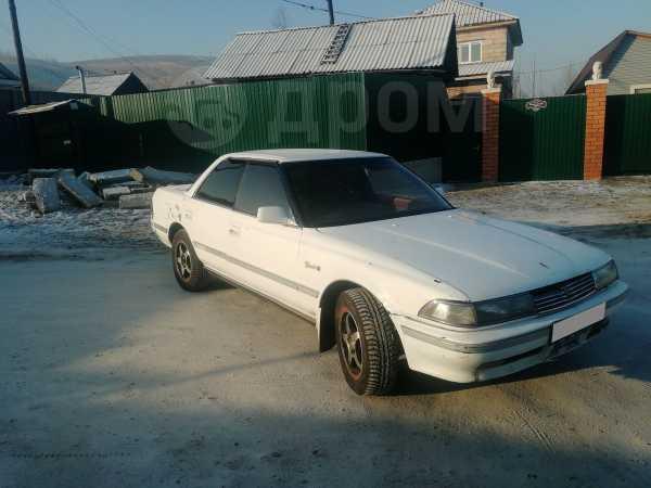 Toyota Mark II, 1990 год, 145 000 руб.