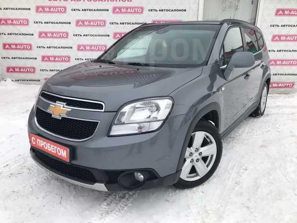Chevrolet Orlando, 2013 год, 682 900 руб.